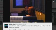 Karim Benzema et Rihanna