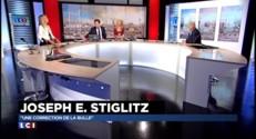 """Krach boursier en Chine : """"On savait que ça allait ralentir"""" témoigne le Prix Nobel Joseph Stiglitz"""