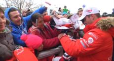 Le 13 heures du 22 janvier 2015 : Sebastien Loeb, invité surprise du rallye de Monte-Carlo - 1589.1849999999997