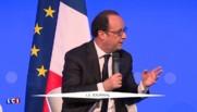 Opération séduction pour François Hollande face aux enseignants