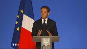 Retraites: Sarkozy entend les inquiétudes, mais ne change rien
