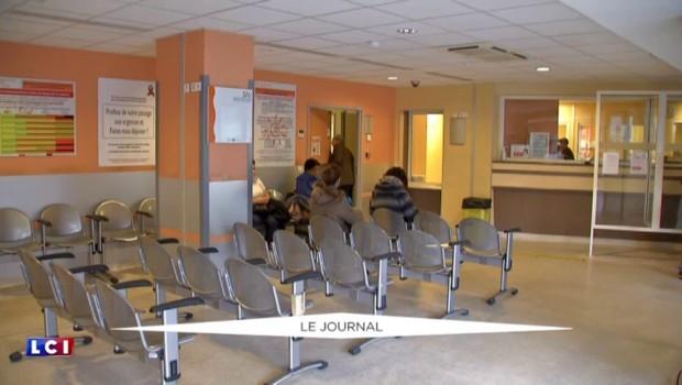Un tiers des patients attendent plus d'une demi-heure à l'hôpital