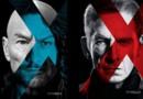 Affiches Professeur X et Magneto du film X-Men : Days of Future Past