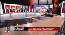 """Interview de François Hollande : """"Une fois de plus il a menti, il a trahi"""""""
