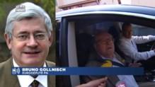 """Jean-Marie Le Pen vainqueur : """"il faut refaire l'unité du mouvement"""" selon Bruno Gollnish"""