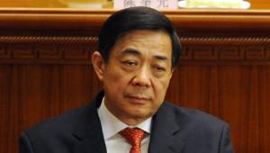Le haut responsable chinois Bo Xilai en mars 2012 en Chine