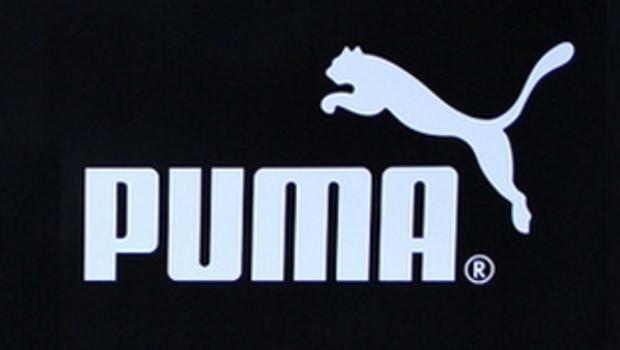 Logo de la marque Puma.