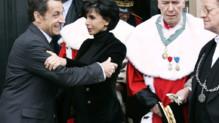 Nicolas Sarkozy et Rachida Dati en 2009