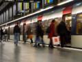 Une station du RER parisien (illustration)
