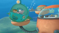 Les octonauts et le poisson pilote
