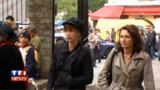 Sophie Marceau émue aux obsèques de Claude Pinoteau - Vidéo