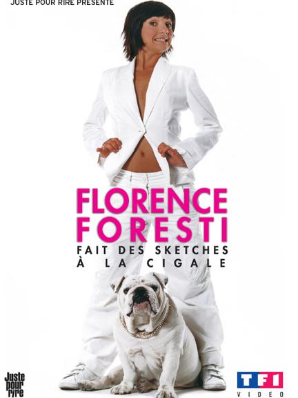 Florence Foresti   DVDRIP   XVID   VF [By Mister T] (HighSpeed) ( Net) preview 0