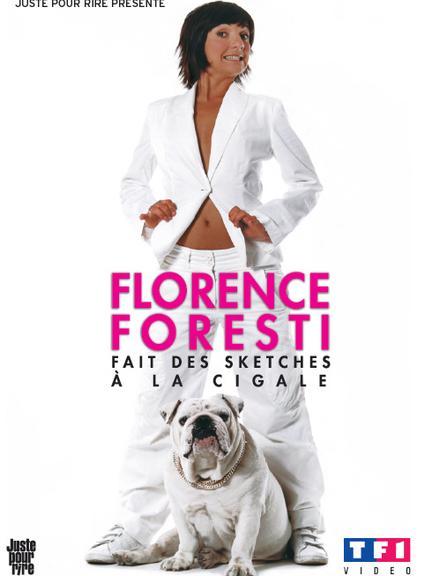 [FS] Florence Foresti fait des sketchs ?� la cigale [DVDrip|FR]