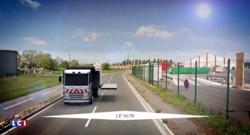 Accident de car à Rochefort : la ridelle du camion était ouverte depuis un certain temps