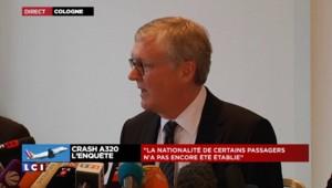 """Germanwings : """"Notre personnel a été extrêmement choqué"""""""