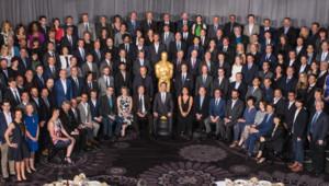 La photo des nommés aux Oscars 2015
