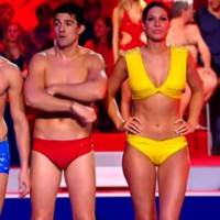 Laury Thilleman, Jean-Pascal Lacoste, Nadège de Secret Story et Christian Califano sont qualifiés pour la finale de Splash.