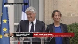 Martin sur Ayrault