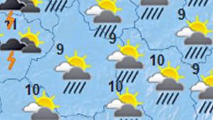 météo-pluie carte