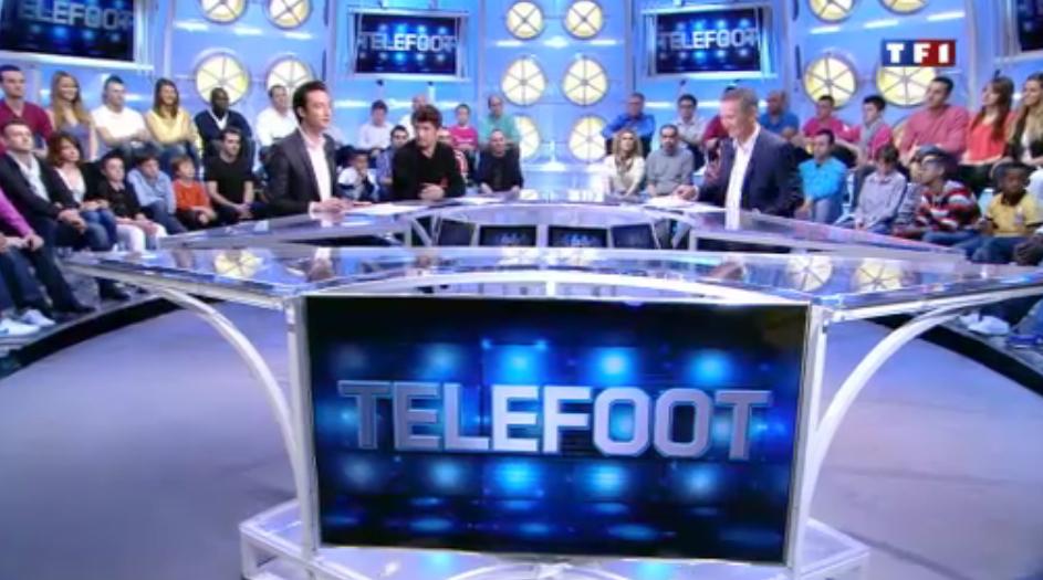 Reportage de Téléfoot en ligne