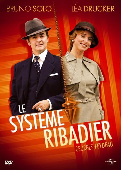 DVD Le système Ribadier avec Bruno Solo et Léa Drucker