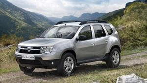 4x4 Dacia Duster