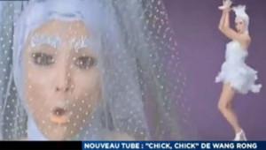 """Capture photo du clip """"Chick chick"""""""