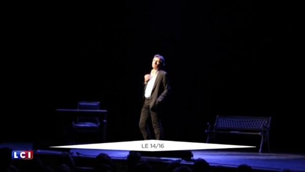 """""""Fabrice Luchini et moi"""", le spectacle hilarant d'Olivier Sauton"""