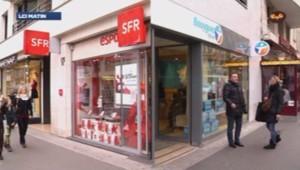 L'opérateur téléphonique SFR va-t-il être racheté par Bouygues ?