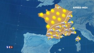 La météo du dimanche 7 juin : journée ensoleillée pour le nord du pays, des nuages au sud-est