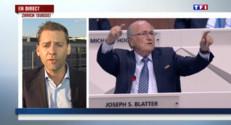 Le 20 heures du 29 mai 2015 : Comment s'annonce la gouvernance de Sepp Blatter après une telle fracture - 324