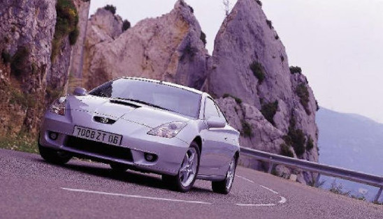 Photo 1 : CELICA - 1999