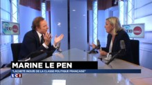 Quand Marine Le Pen compare son père à une Femen