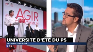 """Valls hué à La Rochelle : """"Ce n'est pas une surprise"""" pour un député PS"""