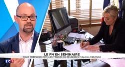 A quoi correspond la diète médiatique de Marine Le Pen ?