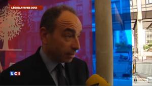 """Copé : """"contrairement à la droite de 81, l'UMP est rassemblée"""""""