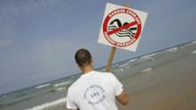 CRS plages armes été