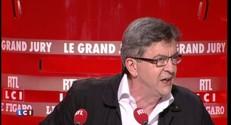 """Dette de la Grèce : """"Personne ne paie pour les Grecs, c'est un mensonge"""", affirme Mélenchon"""