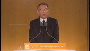 "François Bayrou : ""la France va mal"""