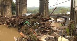 Le 20 heures du 18 septembre 2014 : Lamalou-les-Bains: quatre personnes emport� par un torrent, les riverains sous le choc - 196.046