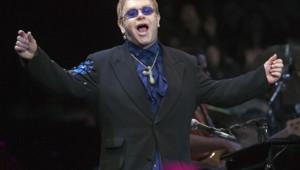 Abacapress.com : Elton John lors d'un concert à Montréal