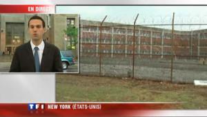 DSK, un détenu presque comme les autres