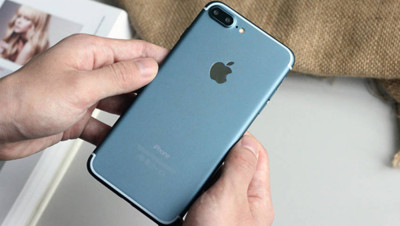 L'iPhone 7 Plus pourrait faire son apparition en bleu