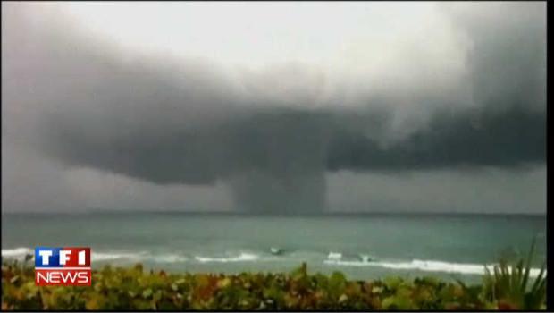 Les images impressionnantes de la tempête Debby sur la Floride