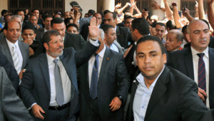 Morsi place Tahrir Egypte