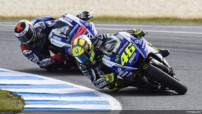 MotoGP - Australie 2014 - Valentino Rossi - Jorge Lorenzo