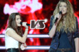 Manon Palmer et Devi reprennent »Saint Claude » de Christine & the Queens - Battles 2 du 7 mars 2015