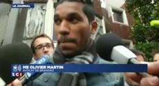 """Un mois de prison ferme pour Brandao, une peine """"trop sévère"""" selon son avocat"""