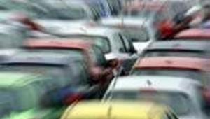 voitures floues photo prétexte