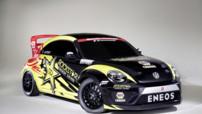Volkswagen Beetle Rallycross 2014